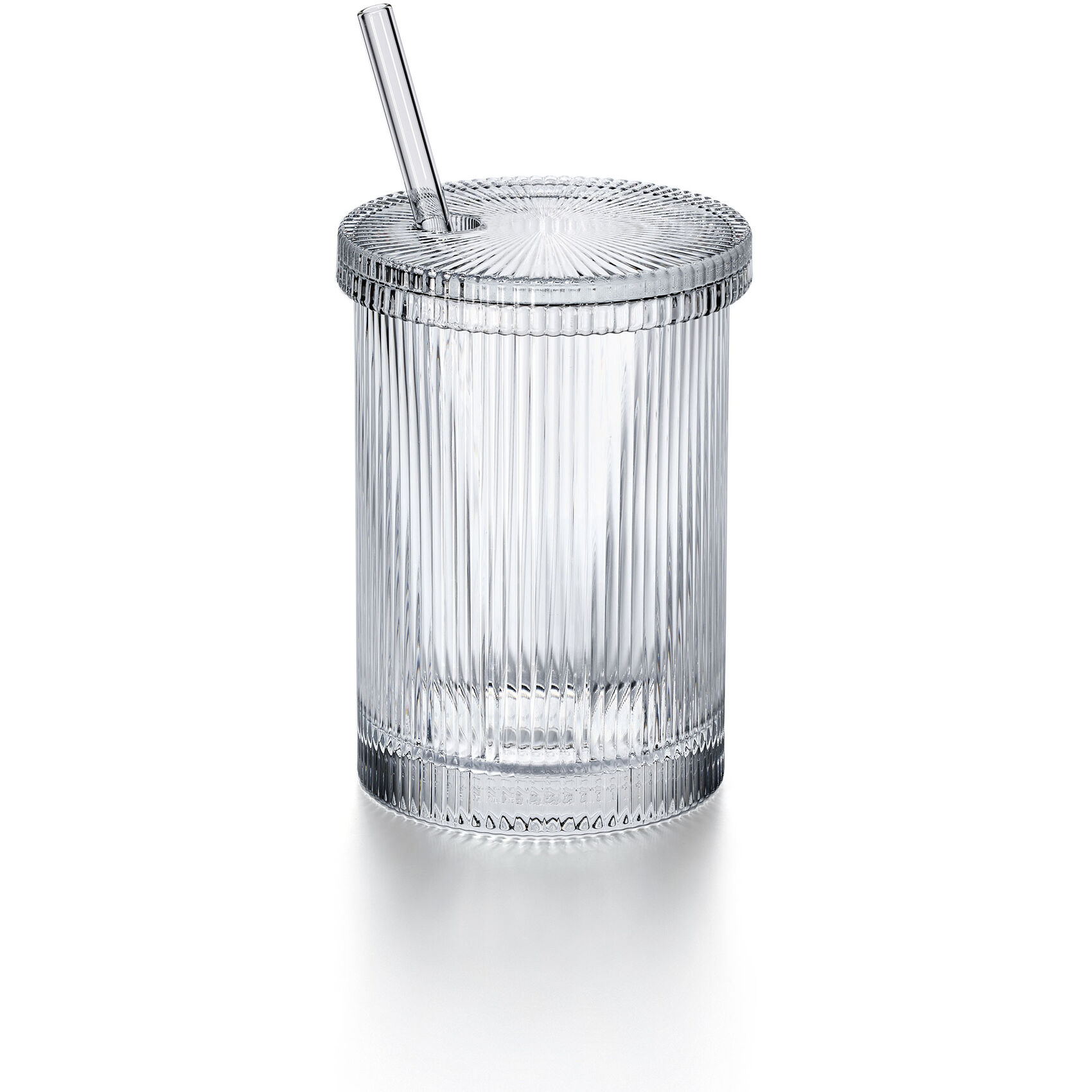 The Crystal Clear Glass By Virgil Abloh X Baccarat
